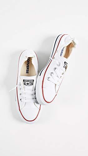 10 Best Weightlifting Shoes For Women (Reviews & Buyer's Guide) - Converse Chuck Taylor All Star Shoreline Low Top Sneaker