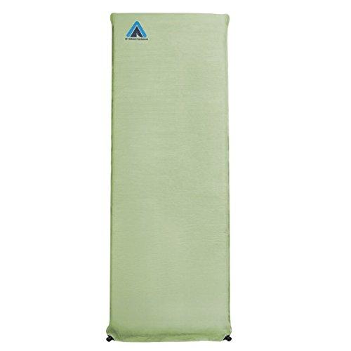 10T Bea 200x66x8cm selbstaufblasbare Isomatte mit Mikrofaser Bezug Luftmatratze Schlafmatte Matratze