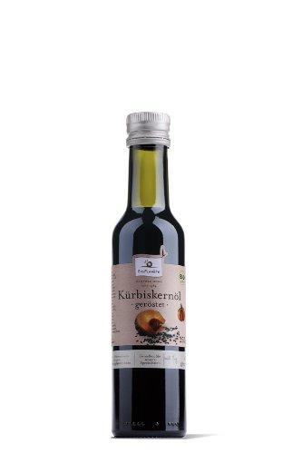 Bioplanete Kürbiskernöl, geröstet, 1er Pack (1 x 250 ml)