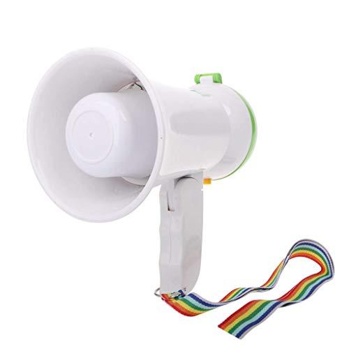 SimpleLife Mini Amplificatore Portatile dell'altoparlante del megafono tenuto in Mano del megafono