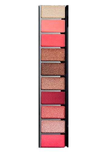 🌹Beste Lidschatten Palette Augenpalette Eyeshadow Make Up Kosmetik Warme Natürliche Farben in...