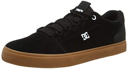 DC Shoes Hyde - Leather Shoes - Lederschuhe - Männer - EU 44 - Schwarz