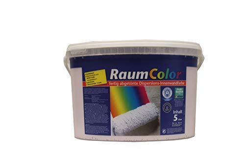 Wilckens Raumcolor Wandfarbe Dispersions-Innenfarbe 5 Liter Farbton Wählbar, Farbe:Kristall Violett