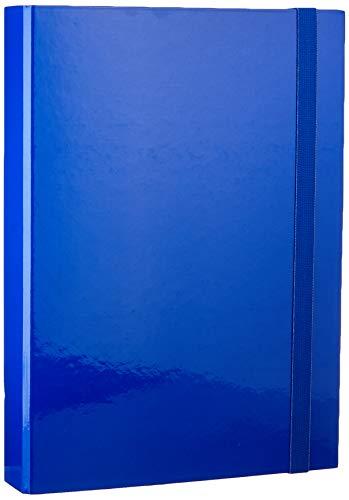 Starline STL5029 Cartella con Elastico, confezione da 10 pezzi, Colori assortiti