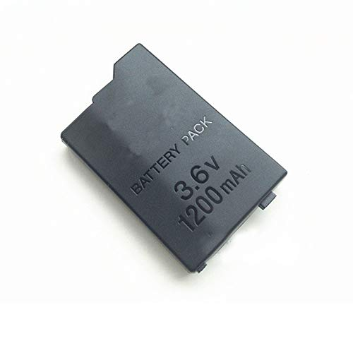 FEMAI Compatible Battery Pack Replacement for Sony PSP-S110 1200mAh 3.6V PSP 2000/3000 PSPS110 Console PSPS110Series