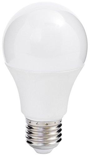 MÜLLER-LICHT 400244 A+, LED-Lampe, SWITCH TONE, 3-in-1, ersetzt, Plastik, 10W, E27, Weiß, 11 x 6 x 6 cm