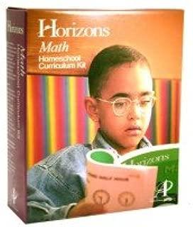 Horizons Mathematics Grade 6 Set (Lifepac)