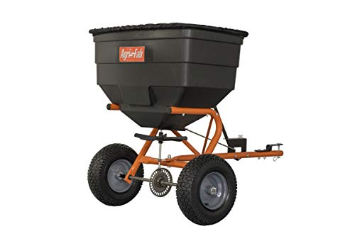 Agri-Fab Inc 45-0547 185 lb. L & G Tow Broadcast Spreader, Orange