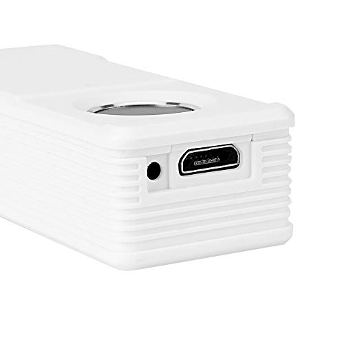 Fingerprint Padlock, USB Rechargeable Smart Keyless Padlock, Portable Security Padlock for Backpacks Suitcases