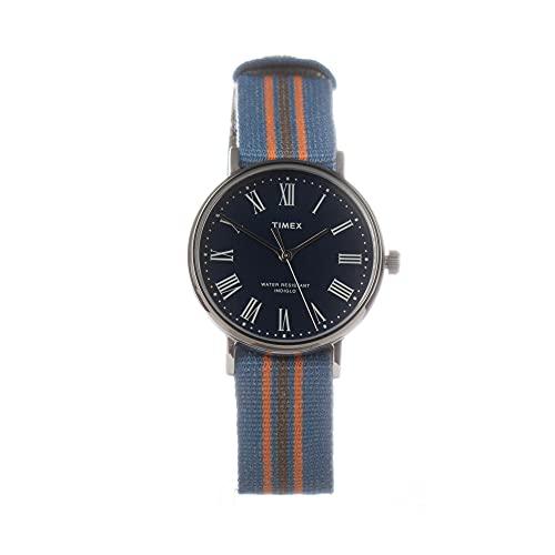 Reloj TIMEX TW2U47100LG Azul Mujer
