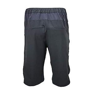 SUKUTU Pantalones Cortos de MTB para Hombres Pantalones Cortos de Ciclismo para Bicicletas Transpirables Sueltos Deportes al Aire Libre