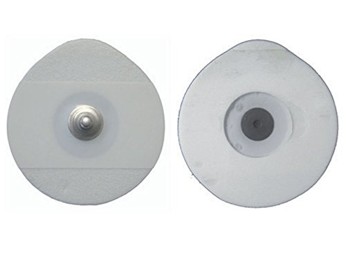 Gima 33371 - Electrodos universales (50 unidades, 48 x 50 mm)