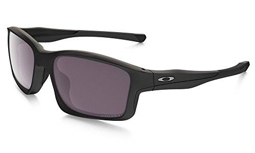 Oakley Sonnenbrille Chainlink Gafas de Sol, Hombre, Matte Black, 57