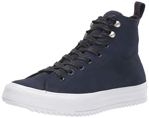 Converse Women's Chuck Taylor All Star Hiker Final Frontier Fashion Boot, Obsidian/White/Black, 11 M US