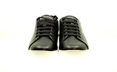 Emporio Armani X4X261 Sneakers con Lacci in Pelle Uomo