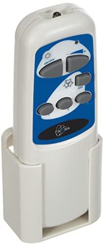 Farelek 112596 - Telecomando Per Ventilatore Da Soffitto, Bianco