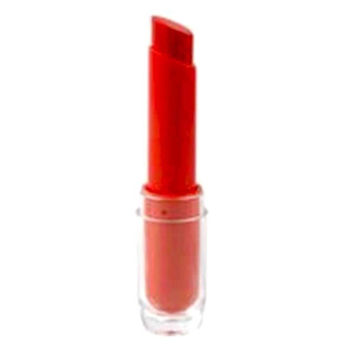 マオリメンバー協定(6 Pack) KLEANCOLOR Kleanista Lipstick - Radiant Red (並行輸入品)