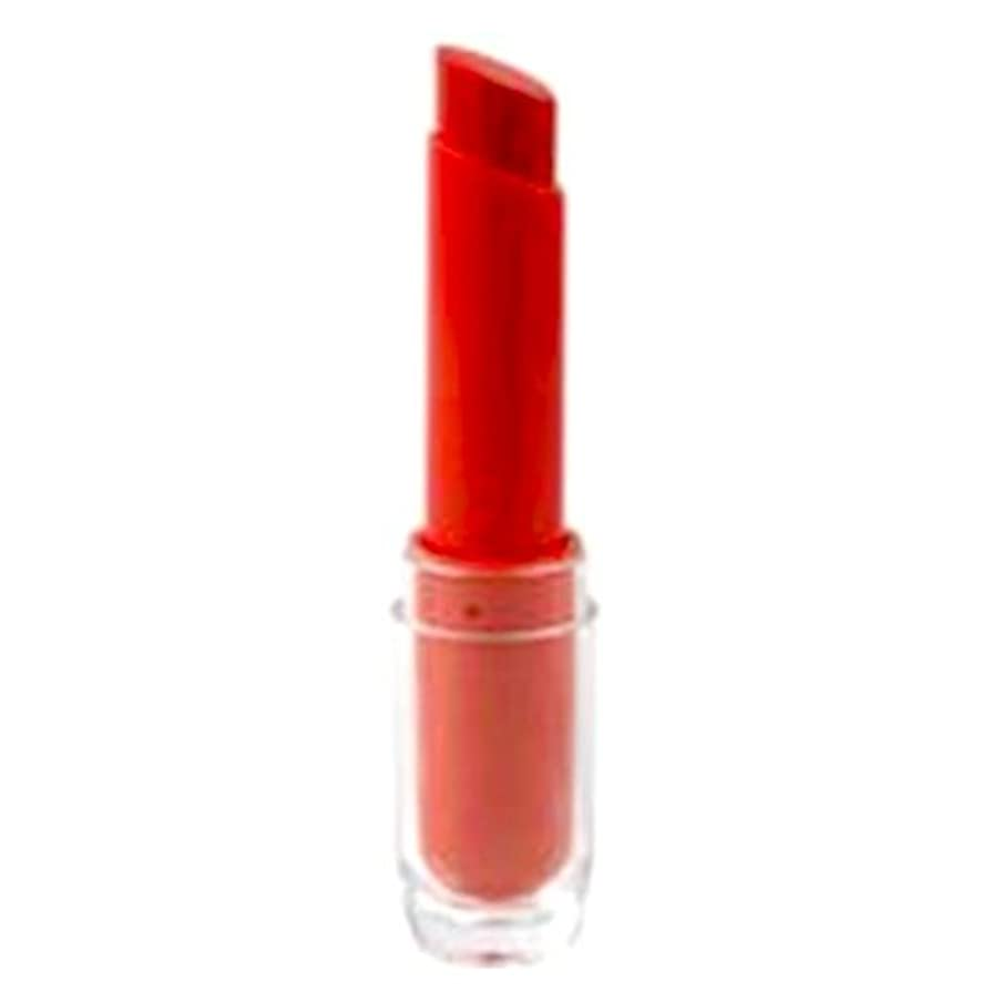 聖職者許可もし(6 Pack) KLEANCOLOR Kleanista Lipstick - Radiant Red (並行輸入品)