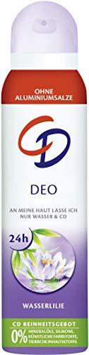 CD Deo Spray Wasserlilie, 150 ml