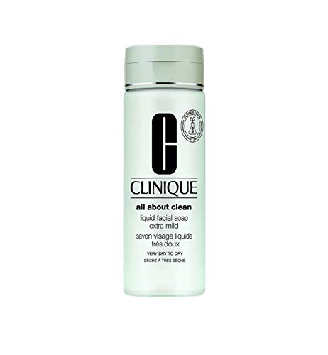 Clinique Sapone Liquido per il Visto, Extra Mild, Donna, 200 ml