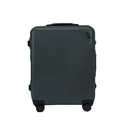Aluminium frame voor trekstang, universele wielbox, vrouwelijk, koffer met kaart, type gesp, koffer, Koreaanse versie voor heren