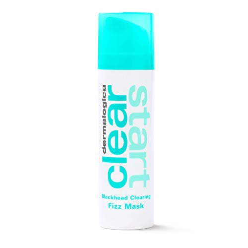 Dermalogica Blackhead Clearing Fizz Mask (1.7 Fl Oz) Purifying Mask with Kaolin Clay and Sulfur - Absorbs Excess Oil To Purify and Clear Skin