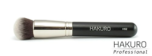 Hakuro H52 Round Top Puder Foundation Pinsel