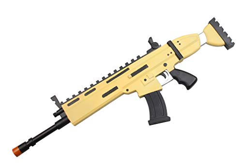 FN Scar Style Foam Cosplay Costume Rifle Child Safe Costume Prop Halloween Xmas Gift
