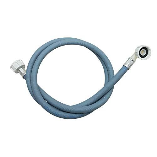 Zulaufschlauch Wasserschlauch für Waschmaschine Spülmaschine 2955 Anschluss 3/4 Zoll Wasserzulaufschlauch, Größe: 1,5m