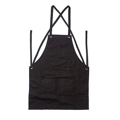 GOMYIE Professionelle Koch Multifunktionsschürze für die Küche