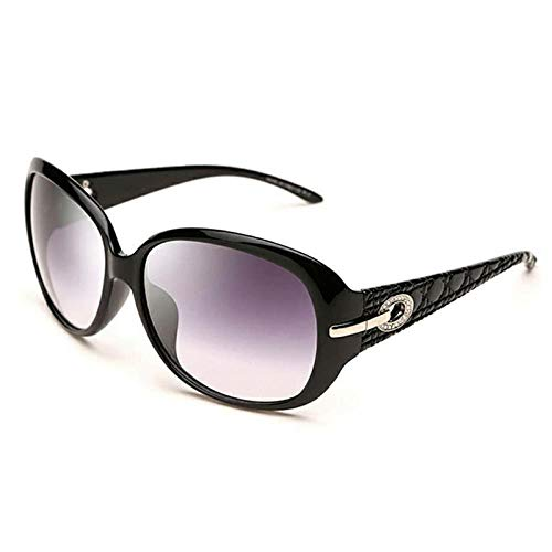 hqpaper Gafas de sol para mujer, gafas de sol de moda, gafas retro clásicas, morado