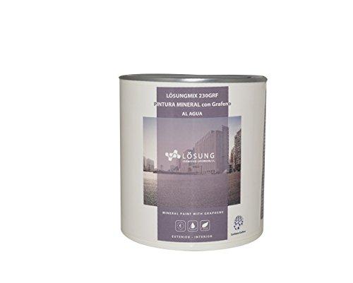 Pintura Mineral Con Grafeno (750 ml)
