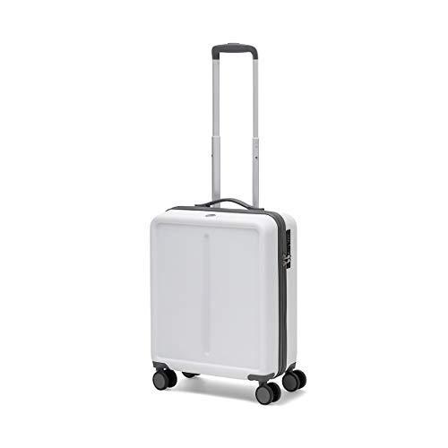 Ciak Roncato in-Finity 4r Trolley Cabina Roller Case 55 Centimeters Silver (Argento)