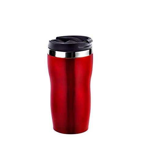 Thermobecher Shiny - ca. 450 ml - Rot