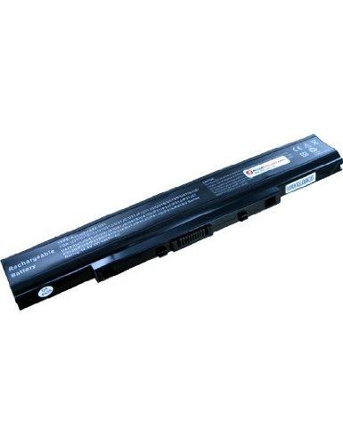 Batterie type ASUS A42-U31, 14.4V, 4400mAh, Li-ion