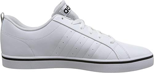 ADIDAS Sneakers, Zapatillas para Hombre, Blanco (Footwear White/Core Black/Blue 0), 43 1/3 EU
