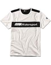 BMW M Motorsport - Camiseta para hombre con logotipo