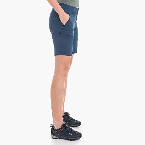 Schöffel Shorts Toblach2 Damen Shorts, blau(dress blues), 42
