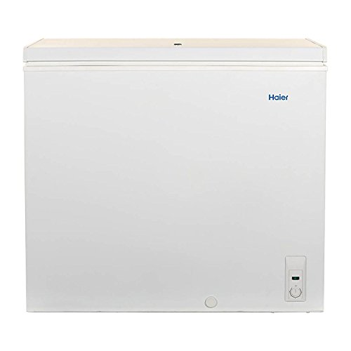 Haier Chest Freezer 7.1 Cu Ft Freezer Capacity, HF71CL53NW