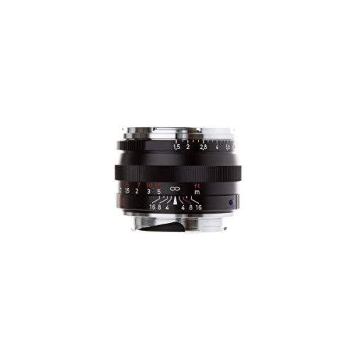 ZEISS Ikon C Sonnar T* ZM 1,5/50 Standard-Kameraobjektiv für Leica M-Mount Entfernungsmesser Kameras