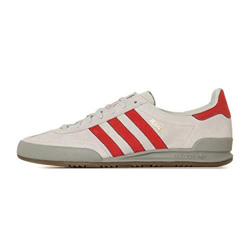 adidas Synthetische Jeans Fitness-Schuhe mit 3 Streifen und Schnürung für Herren 10 UK Grau