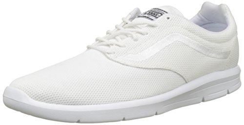 Vans Unisex-Erwachsene Iso 1.5 Sneaker, Weiß (Mesh), 39 EU