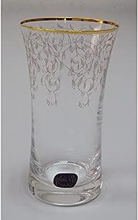 Bohemia 6 Pieces Glass Tumbler 340 ml