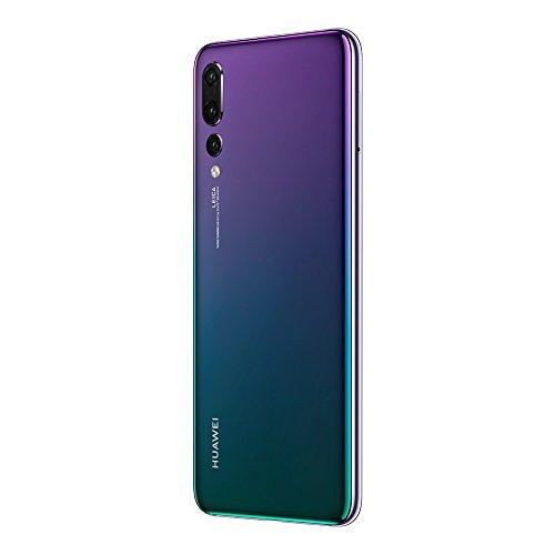 Huawei P20 Pro (CLT-L29) 6GB / 128GB 6.1' LTE Dual SIM desbloqueado de fábrica – Stock internacional sin garantía (crepúsculo)