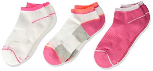 ESPRIT Kinder Sneakersocken Sport Rib 3-Pack, 0, 3 Paar, Mehrfarbig (Sortiment 10), Größe: 35-38