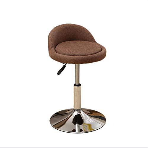 TX ZHAORUI Barstoel kan tillen en draaien kassa bank hoge kruk familie lounge kruk 40-53 cm C