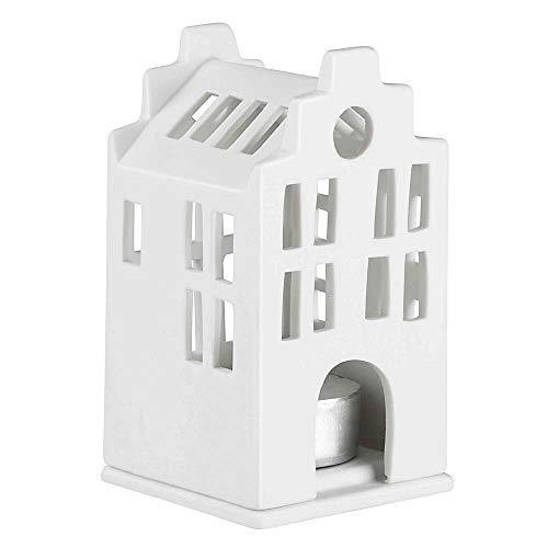 Räder Design - ZUHAUSE Mini Lichthaus Stadthaus 6 x 6 x 13,5 cm