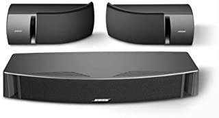 Bose VCS-30 Center/Surround - Speaker Package, home theater sound for component systems - Black (Discontinued by Manufactu...
