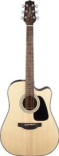 scheda takamine gd30cenat–gd30ce-nat chitarra electro-acustica dreadnought