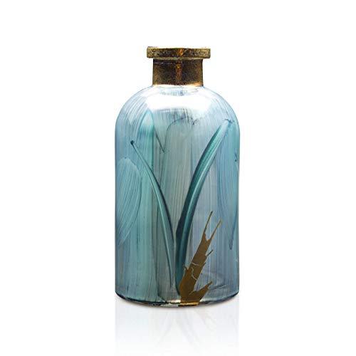 Jarrones Decorativos Cristal Azul jarrones decorativos  Marca Angela Neue Wiener Werkstätte